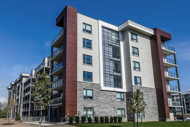 Sapphire at Waterfront Trails at 101 and 125 Shoreview Place, Stone Creek