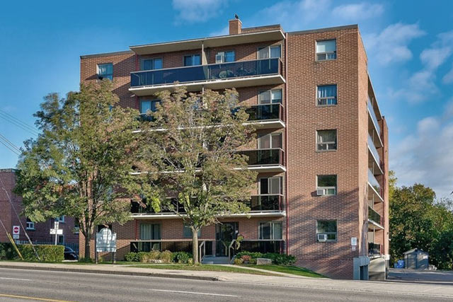 Red Hill Valley Condominiums at 2373 King Street East, Hamilton