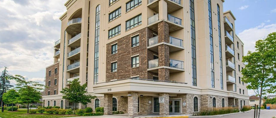 Treviso Condominium at 319 Highway 8, Stoney Creek
