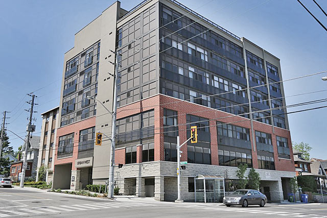 Urban West Condominiums at 427 Aberdeen Avenue, Hamilton
