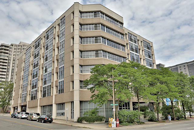 Core Lofts at 66 Bays Street South, Hamilton