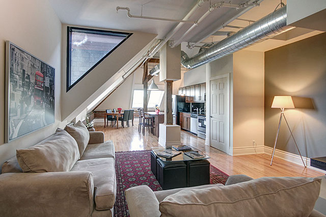 Hamilton Lofts for Sale and Rent